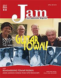 JAM April/May 2015