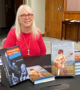 Carolyn Glenn Brewer book signing 2021